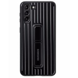 Samsung Galaxy S21+ Protective Standing Cover Black