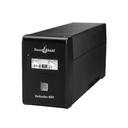 PowerShield Defender 650Va / 390W Line Interactive Ups With Avr, Australian Outlets And User Replaceable Batteries.