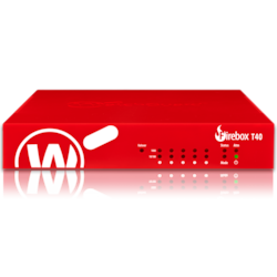 WatchGuard Trade Up To WatchGuard Firebox T40 With 1-YR Basic Security Suite (Au)
