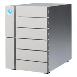 LaCie 6big STFK24000400 6 x Total Bays DAS Storage System - External