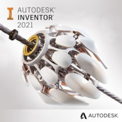 Autodesk Inventor 2021 Professional - Subscription - 1 User - 1 Year