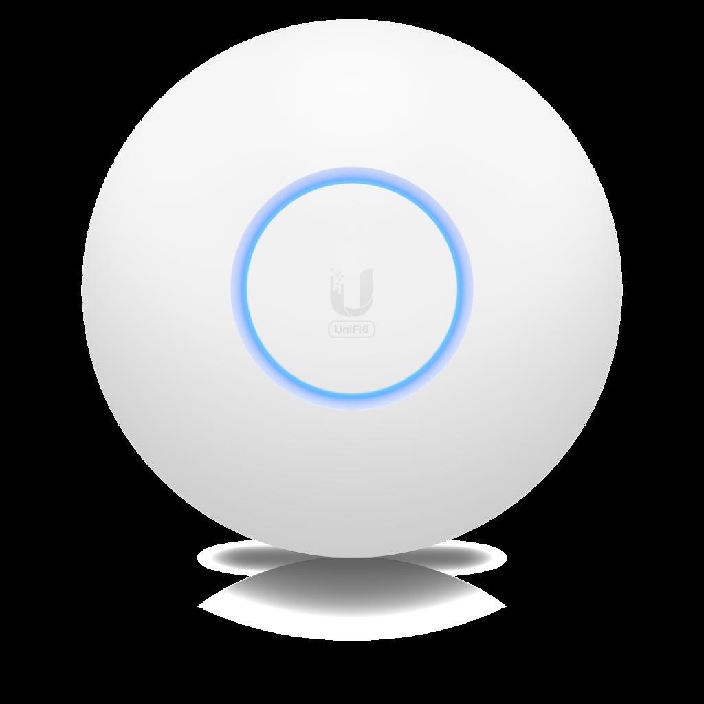 Ubiquiti UniFi Wi-Fi 6 Lite Dual Band Ap 2X2 High-Efficency Wi-Fi 6, 2.4GHz @ 300Mbps & 5GHz @ 1.2Gbps