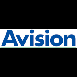 Avision Pickup Roller 2PC Rohs 500K Life For Ad6090