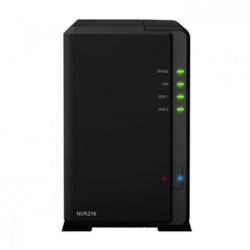 Synology NVR216 Network Video Recorder 4 Channel