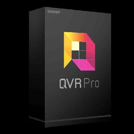 Qnap -Lic-Sw-Qvrpro-8Ch-Ei QVR Pro Channel