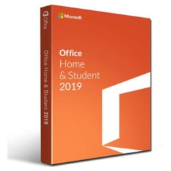 Microsoft Office 2019 Home &Amp; Student, Retail Software, 1 User, Medialess