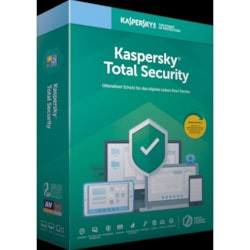Kaspersky Total Security (KTS) Oem (1 Device 3 Year) Supports PC, Mac, & Mobile