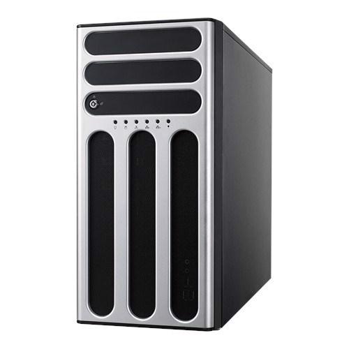 Asus Workstation Ts300-E10-Ps4 Barebones, Xeon E-2200 Socket, Lga1151, 4 X Udimm (64GB Max), 8 X Sata 6GBPS Ports, 4 X 3.5' HDD Bays, 500W Psu