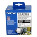 Brother White Continuous Paper Roll 62mmX30.48m