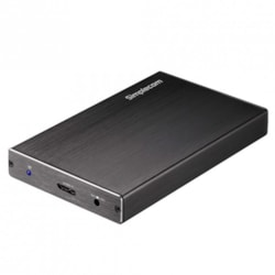 Simplecom Se215 Aluminium 2.5'' Sata To Usb 3.0 HDD Enclosure (Support Up To 15MM)