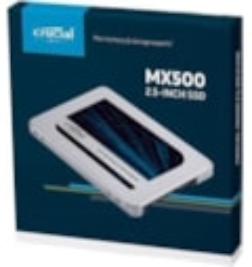 "Crucial MX500 500 GB Solid State Drive - 2.5"" Internal - SATA (SATA/600)"