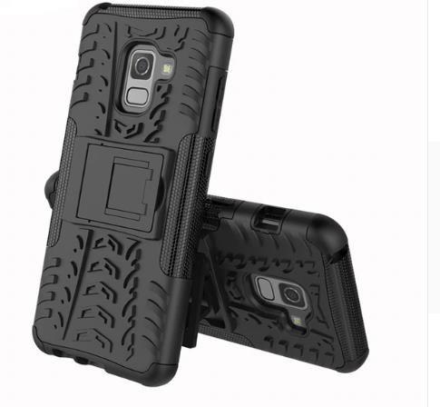 Samsung Galaxy A8 2018 Case Anti-knock Silicone Armor Phone Case For Samsung Galaxy A8 2018 Cover For Samsung A8 2018 A530