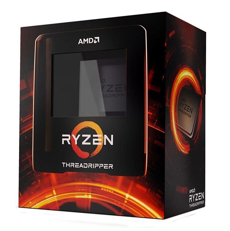 AMD Ryzen Threadripper (3rd Gen) 3990X Tetrahexaconta-core (64 Core) 2.90 GHz Processor - Retail Pack
