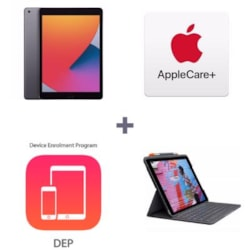 Ipad Bundle A (Ipad + DEP + Applecare+ + Slim Folio)